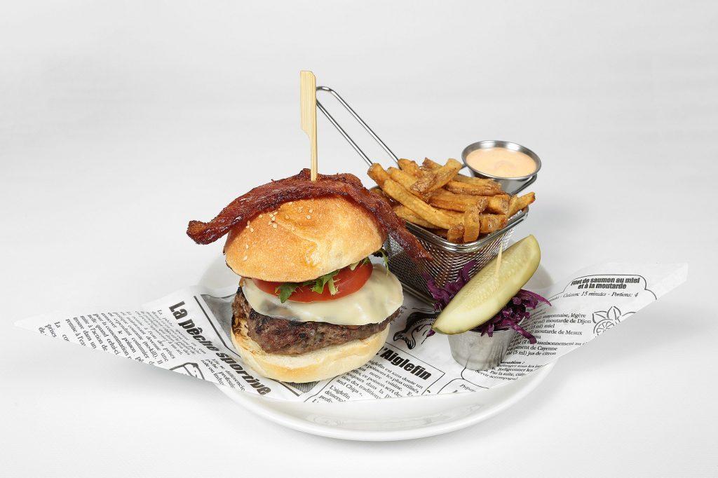 Hamburger de l'Usine